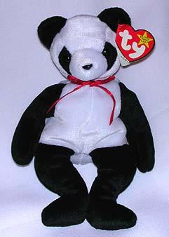 Fortune the Panda Bear