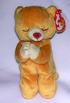 2000 Holiday Teddy