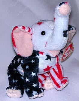 Righty the 2000 Elephant (USA Exclusive)