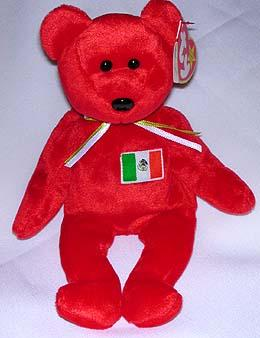 Osito the Mexican Bear (USA Exclusive)