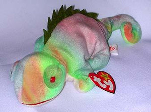 Rainbow the Chameleon, Iggy Tags, Without Tongue