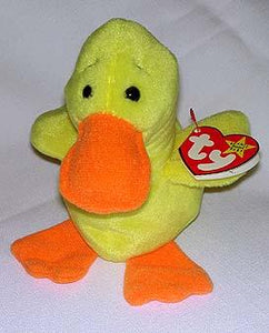 Quackers the Duck w/ Wings
