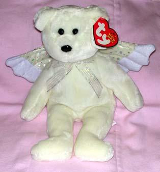 Herald the White Angle Bear