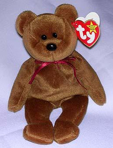 Teddy the New Face Brown Bear