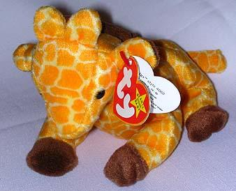 Twigs the Giraffe