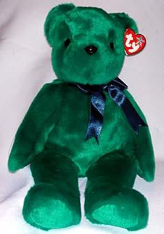 Teddy Teal Blue Buddy