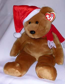 1997 Holiday Teddy Buddy