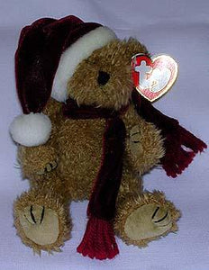 Jangle the Brown Santa Bear
