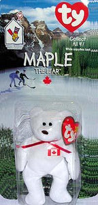 McDonald Special Maple the Bear