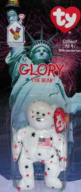 McDonald Special Glory the Bear
