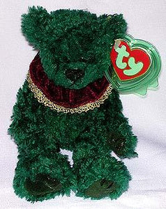 Laurel the Green Bear