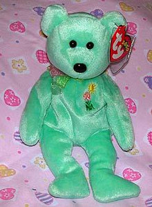 Ariel the Mint Colored Bear