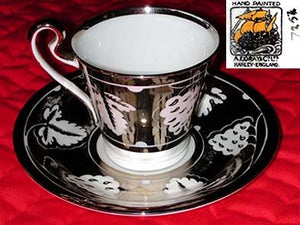 A. E. Gray Demitasse Set