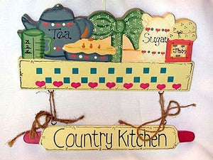Kitchen Art Country Kitchen