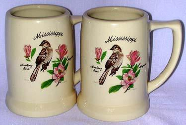 Mississippi Coffee Mugs