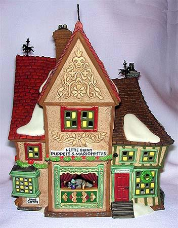 Department 56 Christmas Heritage Village Collection