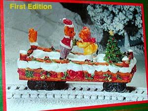 North Pole Express Christmas Ornament No. 40154