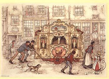 Anton Pieck Trolley