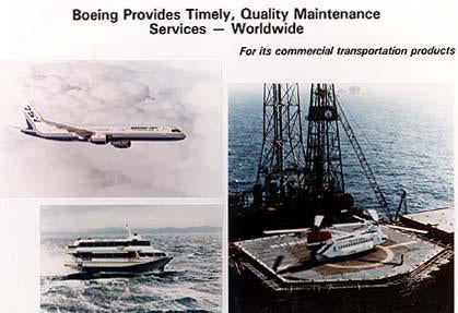 Boeing Services Worldwide