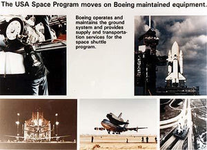 Boeing and The USA Space Program