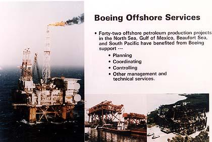 Boeing Offshore Services