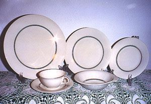 Theodore Haviland Fine Bone China Set