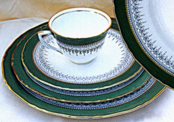 Royal Worcester Fine Bone China Set