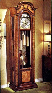 THE PATRIARCH Grandfather Clock