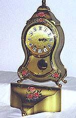 Elusca Hand Painted Clock