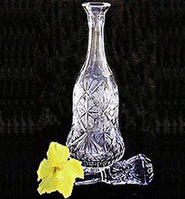 Load image into Gallery viewer, Brilliant Cut Crystal Decanter