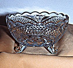 Crystal Candy Dish