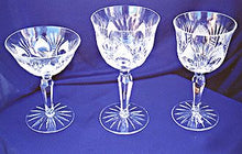 Load image into Gallery viewer, Bohemian Crystal Stemware