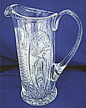 Load image into Gallery viewer, Bohemian Crystal Water Jug