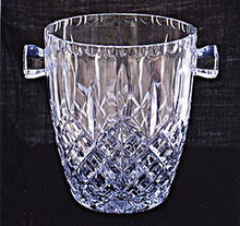 Load image into Gallery viewer, Bohemian Crystal Ice Jug