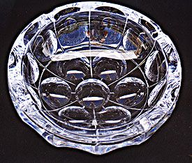 Crystal Bowl of Multi-Dimensional