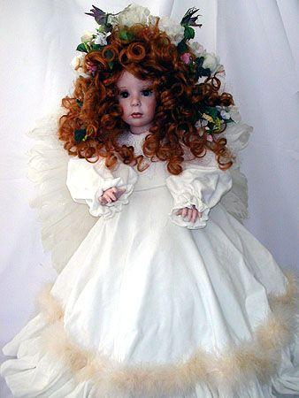 Heaven Can Wait SERENITY by The Doll Maker