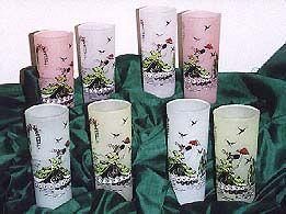 Antebellum Glass Set