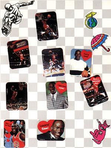 Michael Jordan Sticker Album #2
