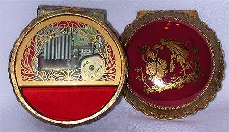 Unique Sankyo Musical Jewelry Box