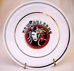 New Orleans' Mardi Gras Collectors Plate