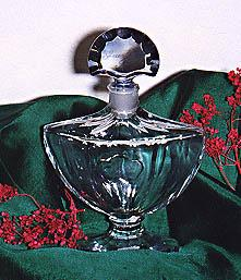 Baccarat Crystal Perfume Bottle