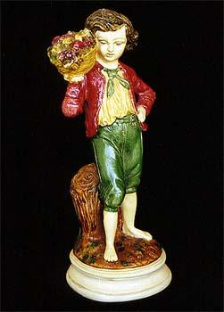 Borghese Sculpture Figurine