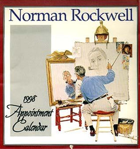 Norman Rockwell 1998 Appointment Calendar