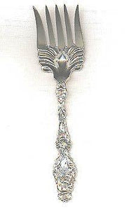 Sterling Silver Serving Fork
