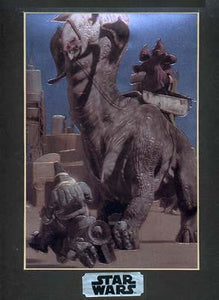 Swoop, Ronto and Jawas
