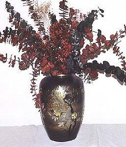 Hand Crafted Oriental Vases