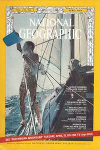 National Geographic: April 1969