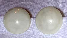 Western Germany Pearlized Earrings