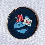 AAU Swimming Pin