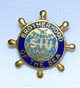 Brotherhood of The Sea Pin